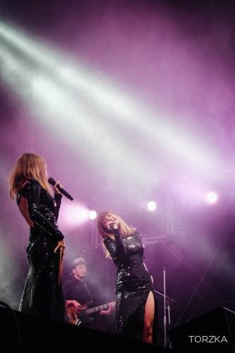 Brigitte @ Fnac Live 2015