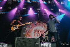 Songhoy Blues @ Fnac Live 2015