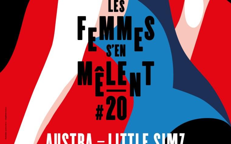 """""""Les Femmes s'en mêlent"""" fête ses 20 ans"""