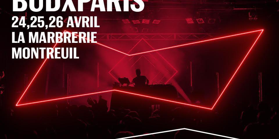 Budx débarque à Paris ce soir pour célébrer la culture urbaine