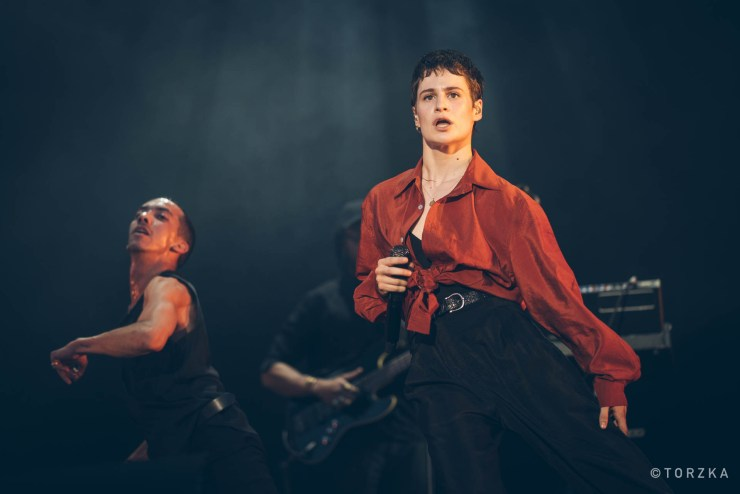 Christine and the Queens @ We Love Green 2019 par Félix Réginent