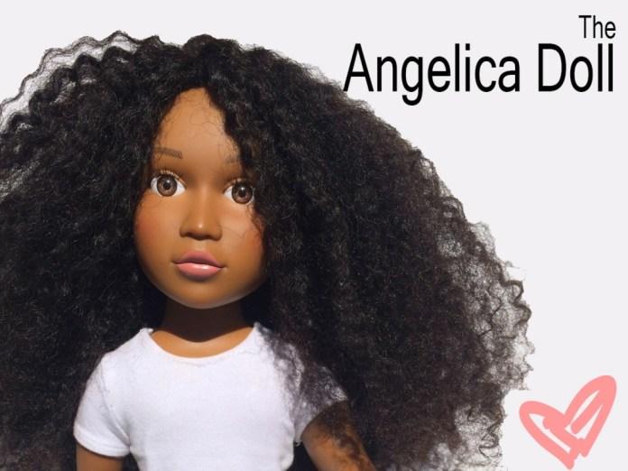 via The Angelica Doll