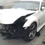 Shahir AF8 kemalangan!!