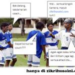 Sukan Guanzhao (bola sepak) Malaysia hadapi laluan sukar menentang Iran!!
