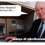 Pencipta mesin pengeluar wang automatik (ATM)