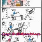 Kartun international : Tukar baru jer