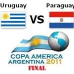 Uruguay juara copa america 2011 tewaskan Paraguay 3-0