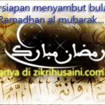 Persiapan diri sebelum menjelang ramadhan (ilmu)