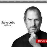 Steve Jobs (RIP) mati sakit kanser pankreas , 56 tahun