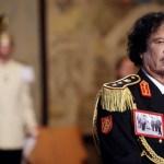 Muamar Gaddafi meninggal dunia.