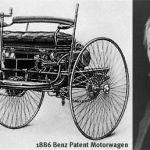 Sejarah penciptaan kereta, orang yang pertama sekali mencipta kereta