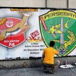 Keputusan perlawanan Kelantan VS Persebaya 23 disember 2011(unity cup)