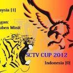 Harimau muda tewaskan garuda muda 1-0 (SCTV CUP 2012) Hoyeahh!