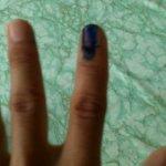 Saya sudah mengundi, anda??! Pru13 2013