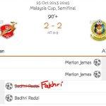Kelantan mara ke akhir, piala malaysia 2013