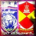 Johor darul takzim vs selangor fa 24 mei 2014!!