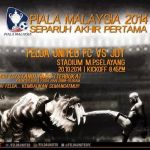 Jdt vs felda united piala malaysia 20/10/2014