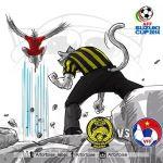 Keputusan terkini MALAYSIA VS VIETNAM separuh akhir pertama aff suzuki cup 7.12.2014