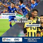Ulasan malaysia (0) vs thailand (2) first leg akhir, aff suzuki cup 17.12.2014