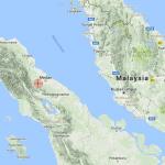 Gempa Bumi 5.7 Mangitud Landa Sumatera, Gegaran Boleh Dirasai di Beberapa Kawasan di Malaysia