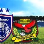 Live streaming JDT vs Kedah Piala Sumbangsih 20/1/2017