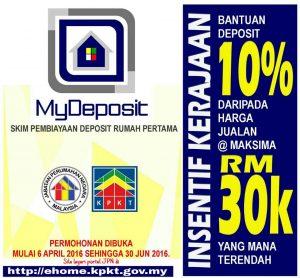 my deposit,