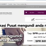 Cara nak semak maklumat tempat mengundi Pilihanraya ke 14 (PRU 14)2018