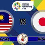 Live streaming malaysia u23 vs Jepun u23 asian games 24.8.2018