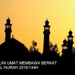 Tema Maal Hijrah 2018/1440H (menyantuni umat membawa berkat)