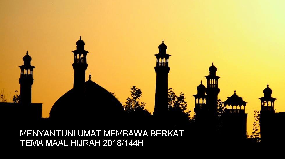 TEMA MAAL HIJARAH 2018, SALAM MAAL HIJRAH 2018,