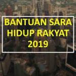 Bantuan Sara Hidup Rakyat peringkat kedua 28 mei 2019