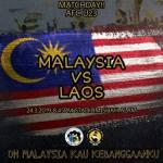 Malaysia tewaskan Laos 1-0 piala afc u23 24.3.2019