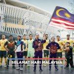 Selamat hari malaysia 16 september 2019 (yang ke 56)
