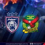 Video gol highlights JDT 3-0 KEDAH PIALA MALAYSIA 2.11.2019