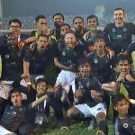 Terengganu Juara Piala Sheikh Kamal International Cup 2019
