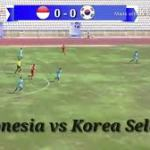 Live streaming Indonesia u18 vs Korea Selatanu 18  23.11.2019