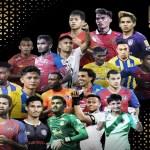Senarai penuh pemenang anugerah bolasepak Kebangsaan 2019