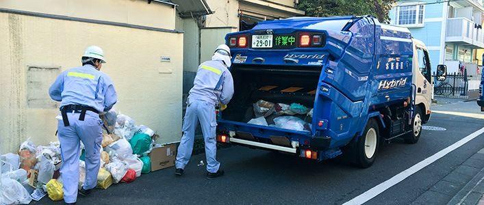pengurusan sampah