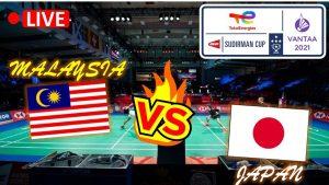 MALAYSIA VS JEPUN PIALA THOMAS,