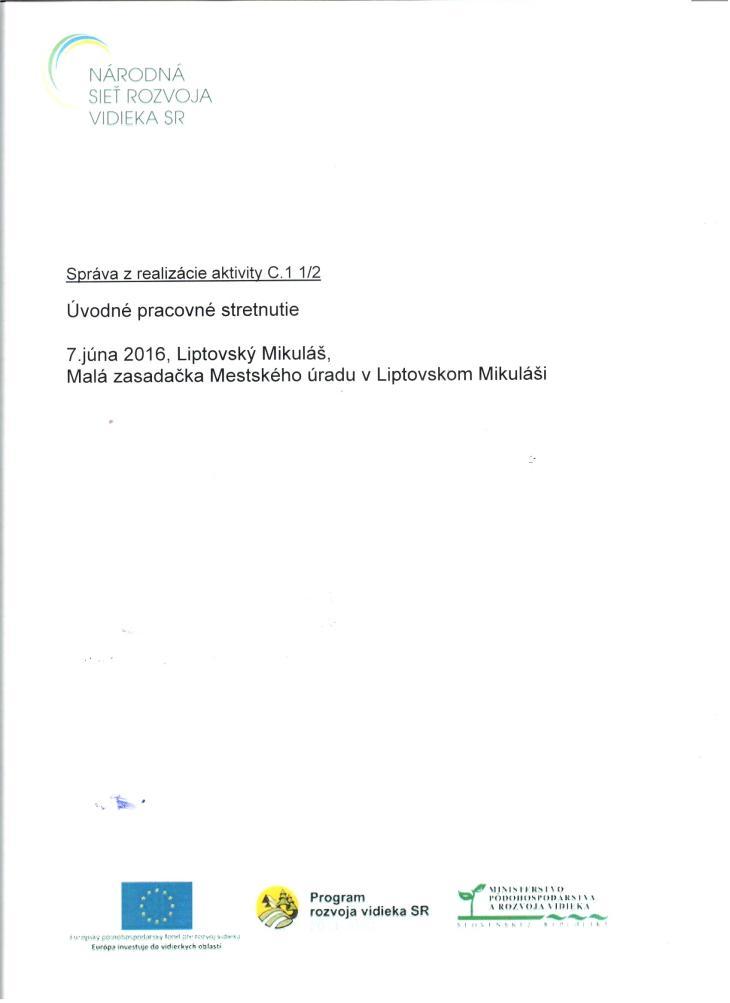 Správa C.1.1-2 ZA2