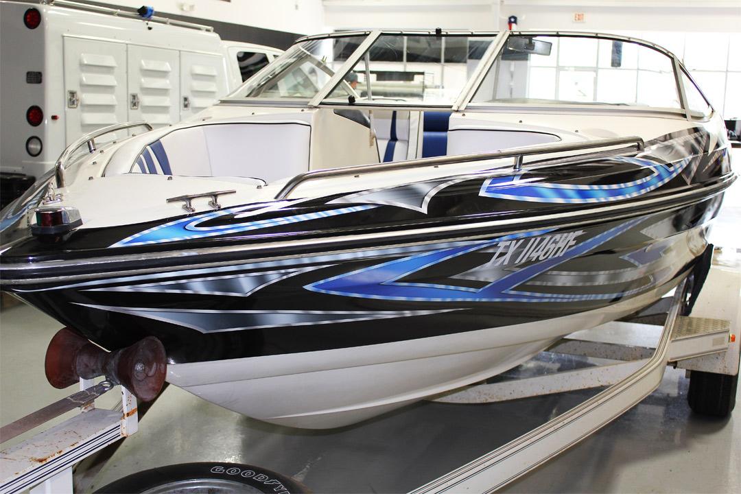 Boat Wraps DFW  Zilla Wraps