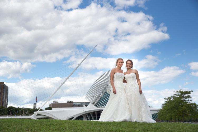 LGBT Wedding in Milwaukee