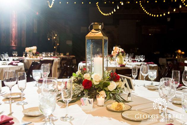 Wedding Event Spotlight Amie Matthews Winter Milwaukee Wedding