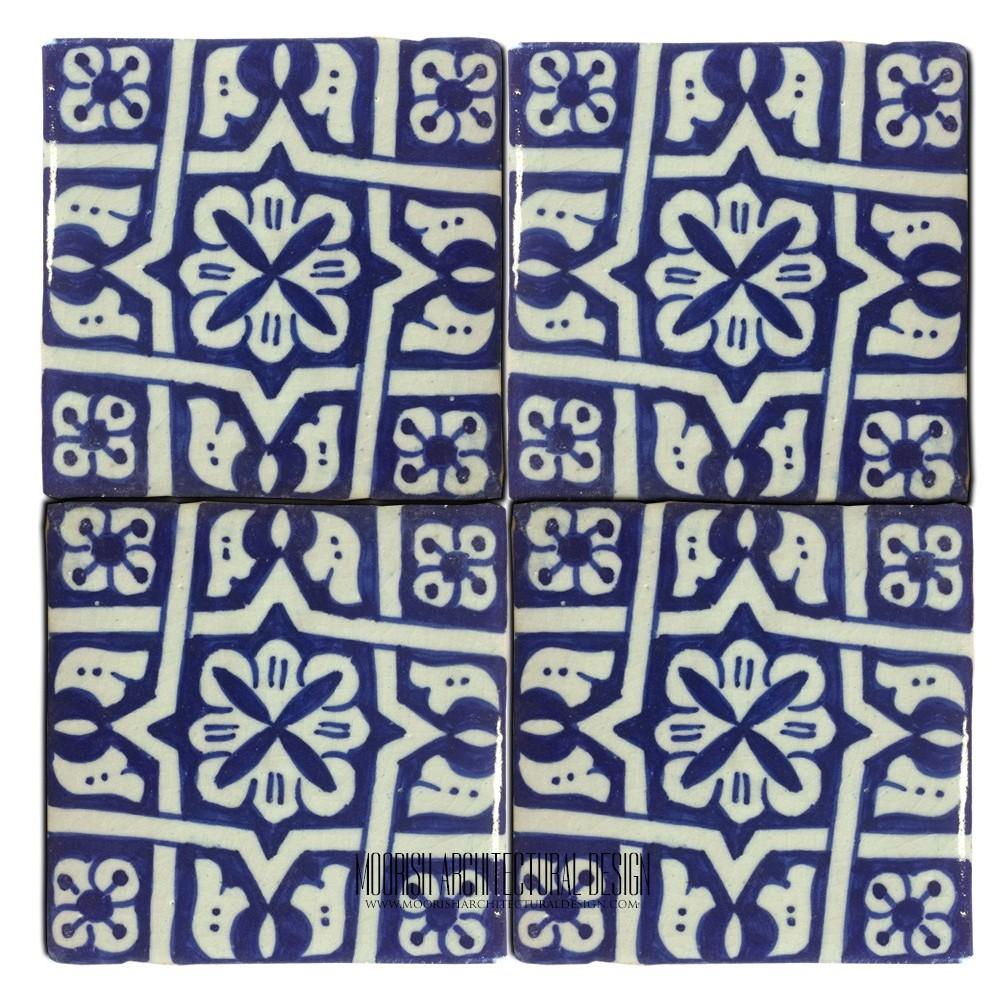 moroccan ceramic tile design ideas