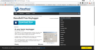 Keyloggers: Monitoring Keystrokes Made Easier