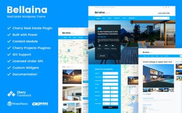 15 Professional Real Estate WordPress Theme