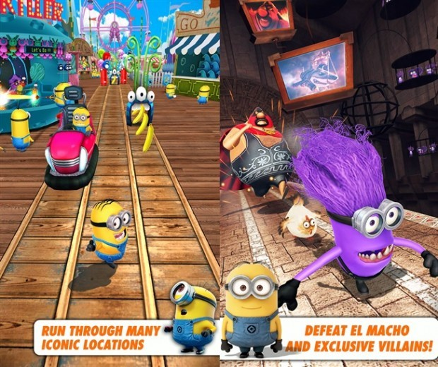 10 Best Unlimited Running Games for your Smartphone