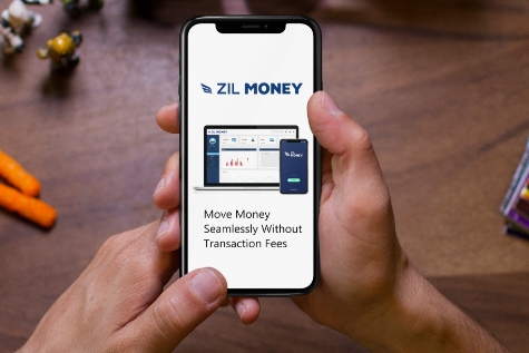 Create Checks Designs With Zil Money
