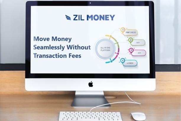 Print Customized Checks Zil Money
