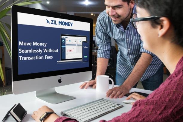 Print Your Checks Zil Money